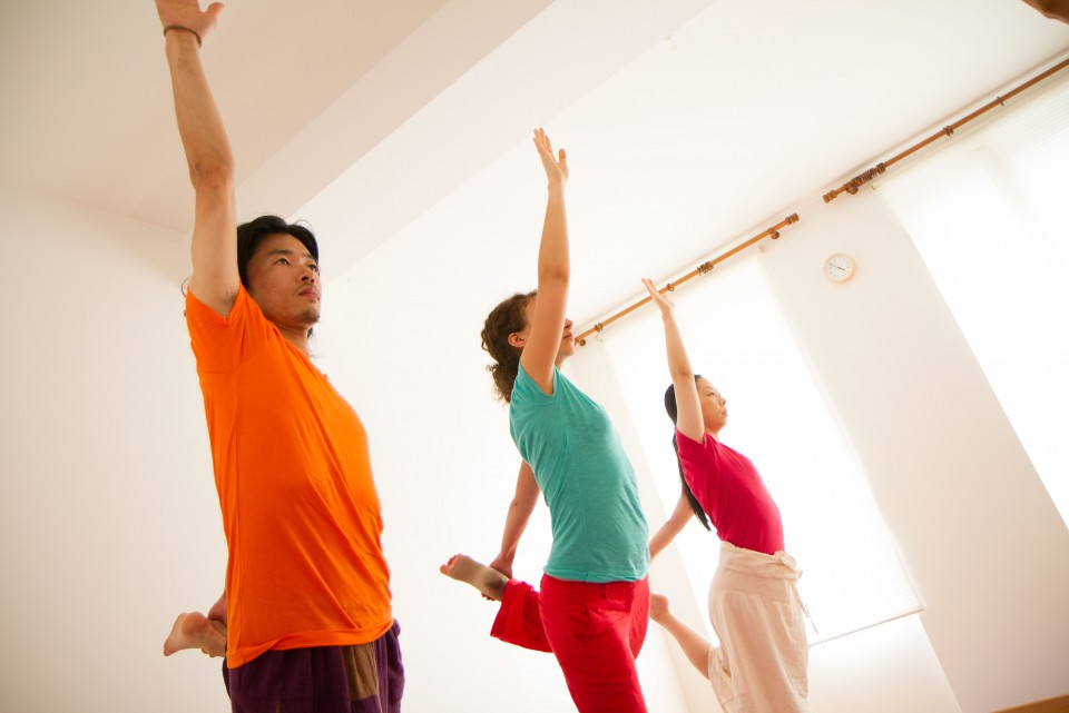 Les mardis 10h15 le Cours Hébdomadaire de Kunda-Yoga à Nation