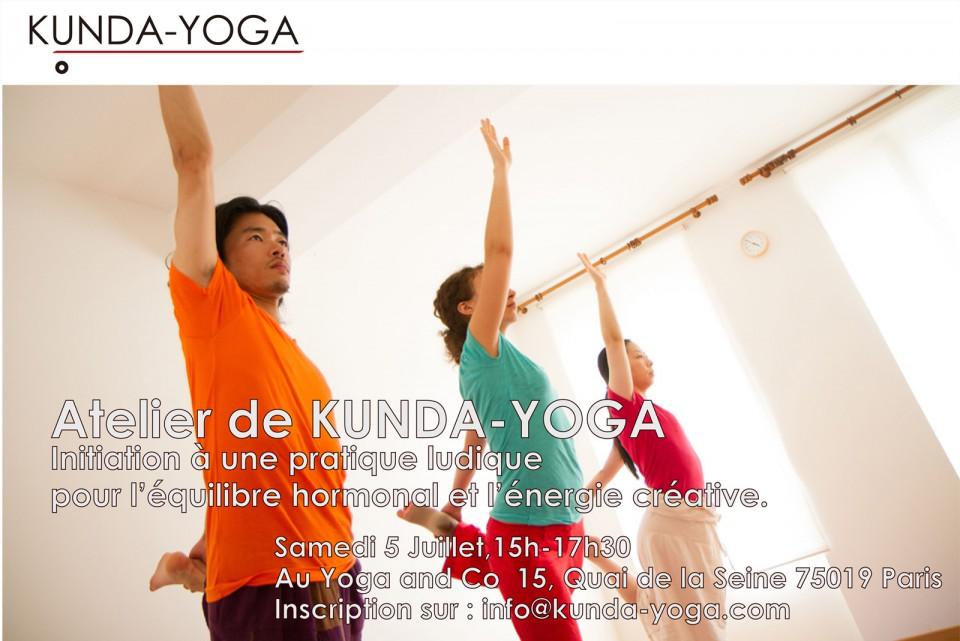 Kunda-yoga actu cover atelier 140705 Yogaandco