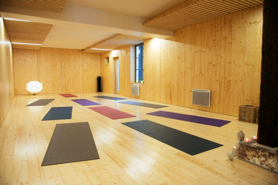 Make Me Yoga Salle de Yoga