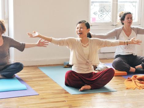 yoga paris, cours particulier, yoga paris 13