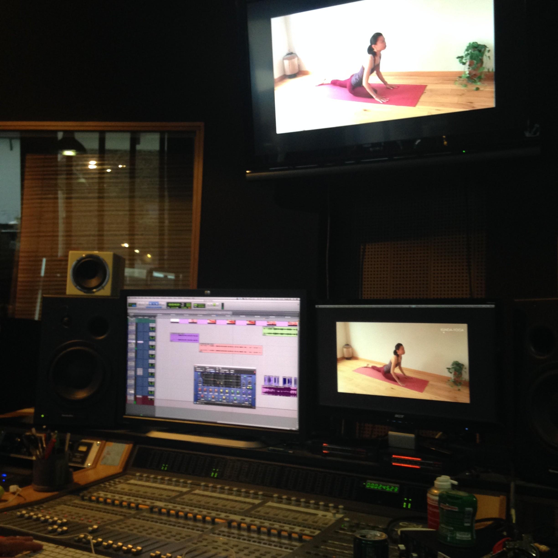 Projet de vidéo Kunda-Yoga