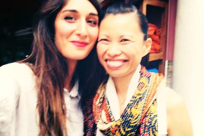 Radio Medecine douce Interview Minako Komatsu Nathalie Lefevre