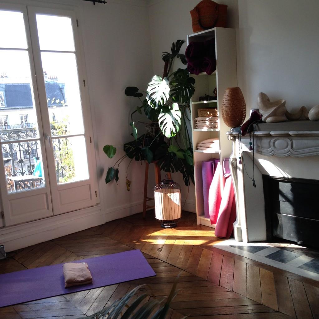 Cours du yoga à Paris 13 Rive Gauche !