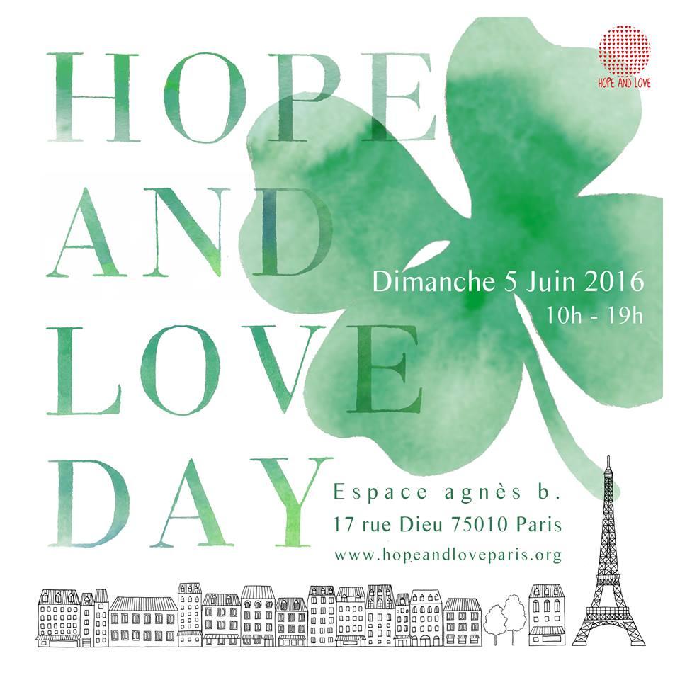チャリティ&アウトドアヨガ for Hope and Love Day 6月5日(日)