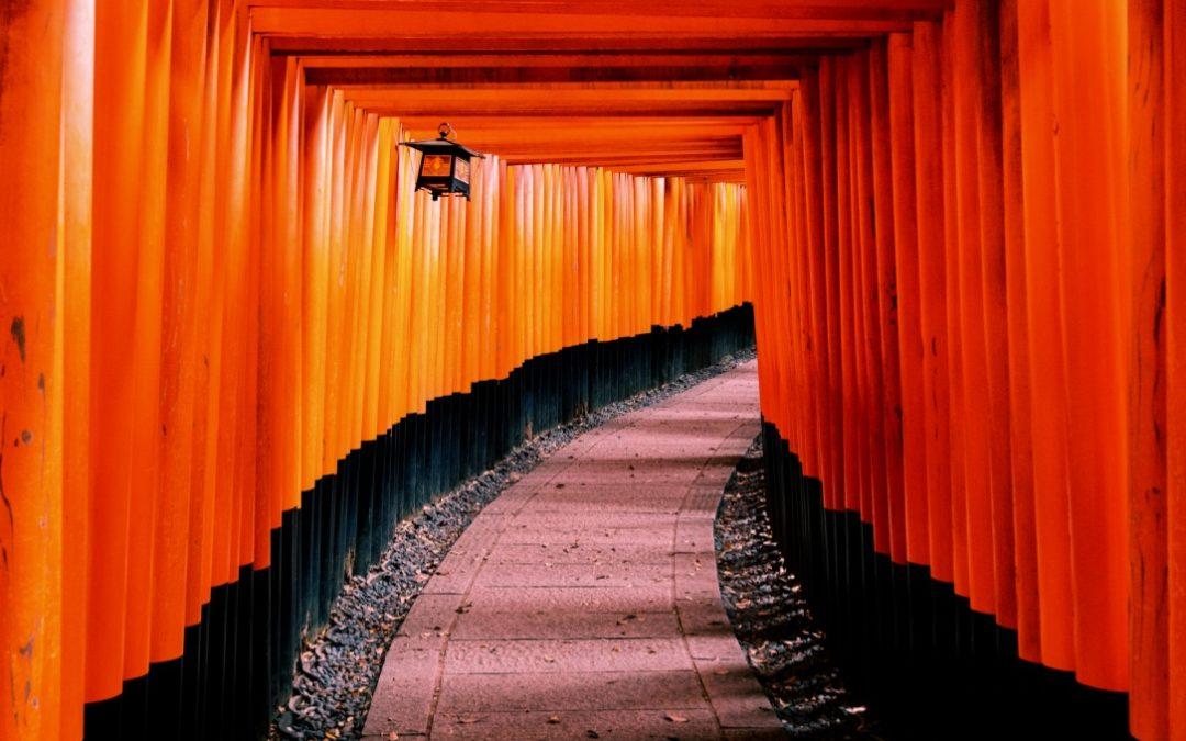 Voyage en conscience au Japon mai 2020 «Sérénité de l'instant»